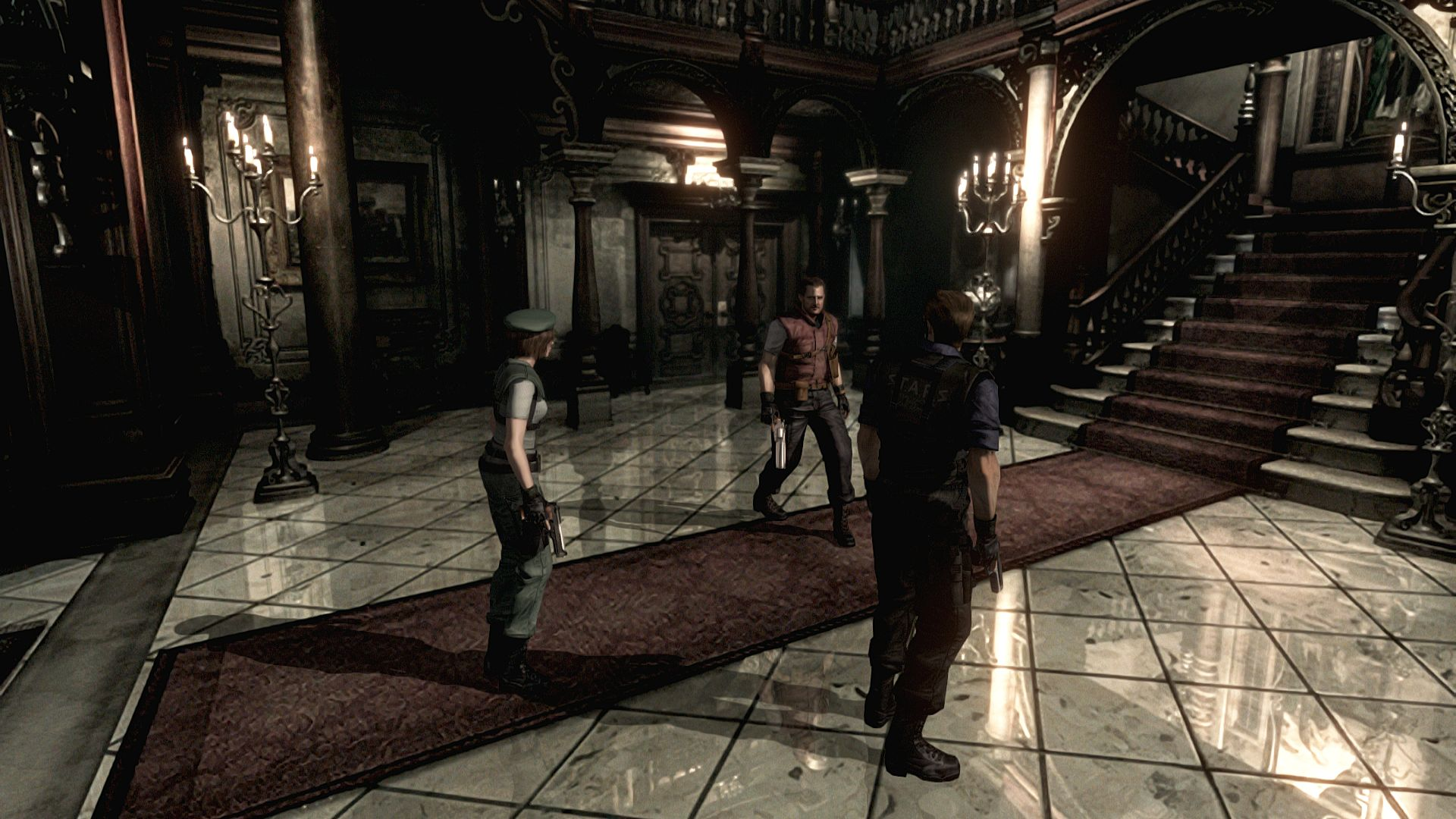 Review: Resident Evil HD Remaster