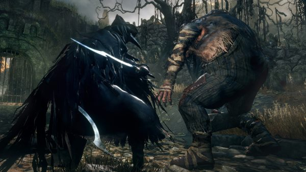 Bloodborne's soundtrack is pretty much the best thing ever