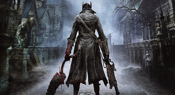 Here is the first 18 minutes of Bloodborne