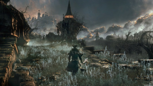 Check out Bloodborne's arsenal in action