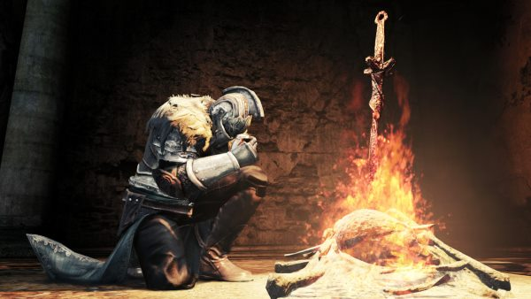 Check out this comparison between the PS3 and PS4 versions of Dark Souls 2