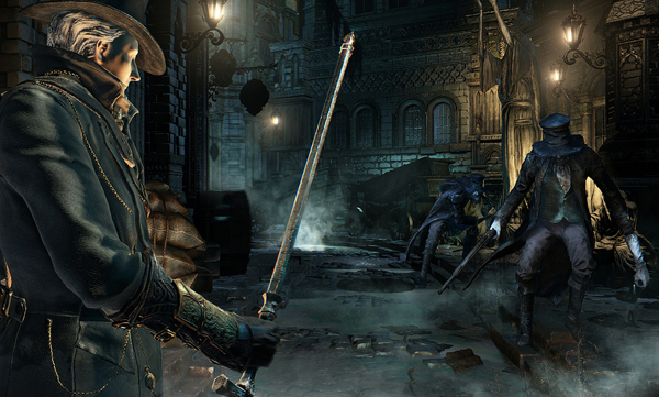 Bloodborne Shows Off Its Terrifying Bosses