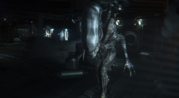 Alien: Isolation was originally a 3rd person game