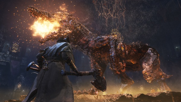 Bloodborne's latest trailer will cut you down