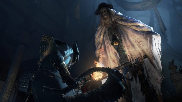 Be undone by blood in Bloodborne's launch trailer