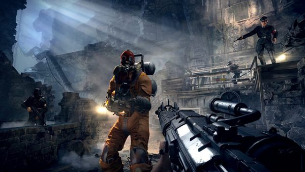 Check out 20 minutes of Wolfenstein: The Old Blood gameplay