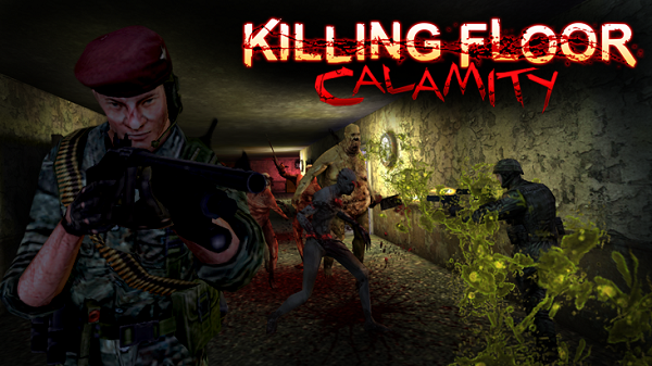 Killing Floor: Calamity coming to mobile devices