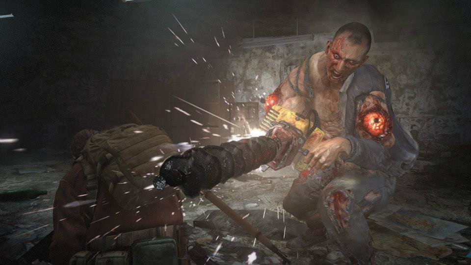New images released from Resident Evil Revelations 2: Episode 2
