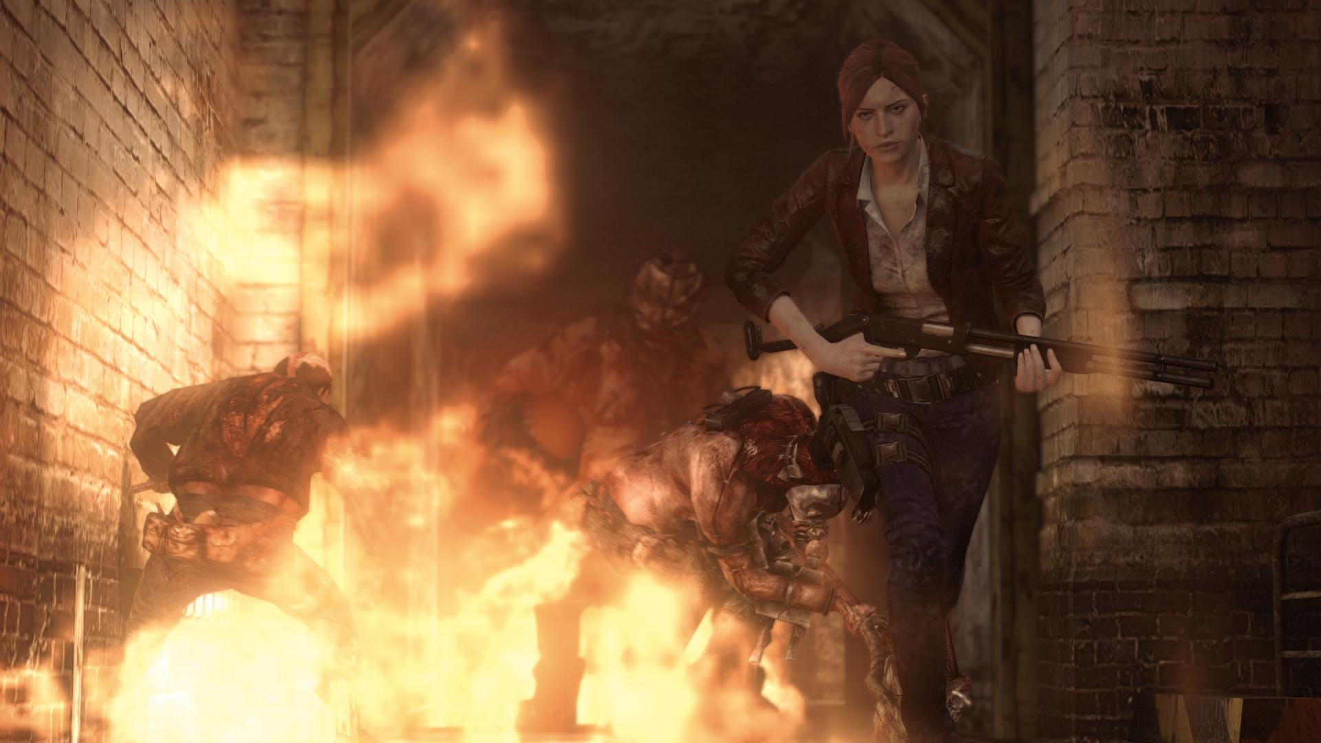 Review Resident Evil Revelations 2 Episode 3 Rely On Horror