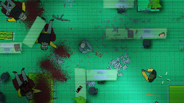 Russian take on Hotline Miami makes its way to Steam