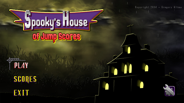 Spooky's House of Jump Scares is fully operational and you are invited