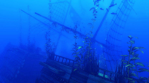 Depth to Receive Major Update, Ship Wrecked