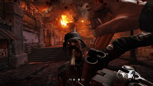 Review: Wolfenstein: The Old Blood - Rely on Horror