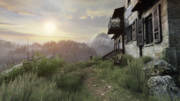The Vanishing of Ethan Carter making the switch to Unreal 4
