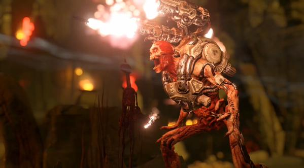 Here's 4 seconds of DOOM 4, AHHH!