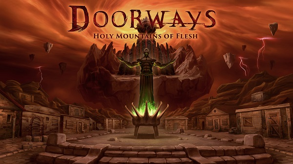 Doorways: Holy Mountains of Flesh announced