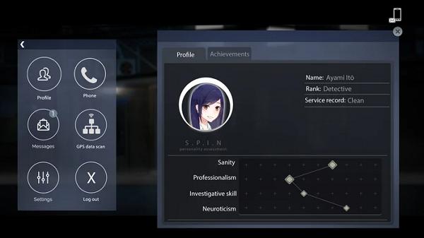 Tokyo Dark Profile