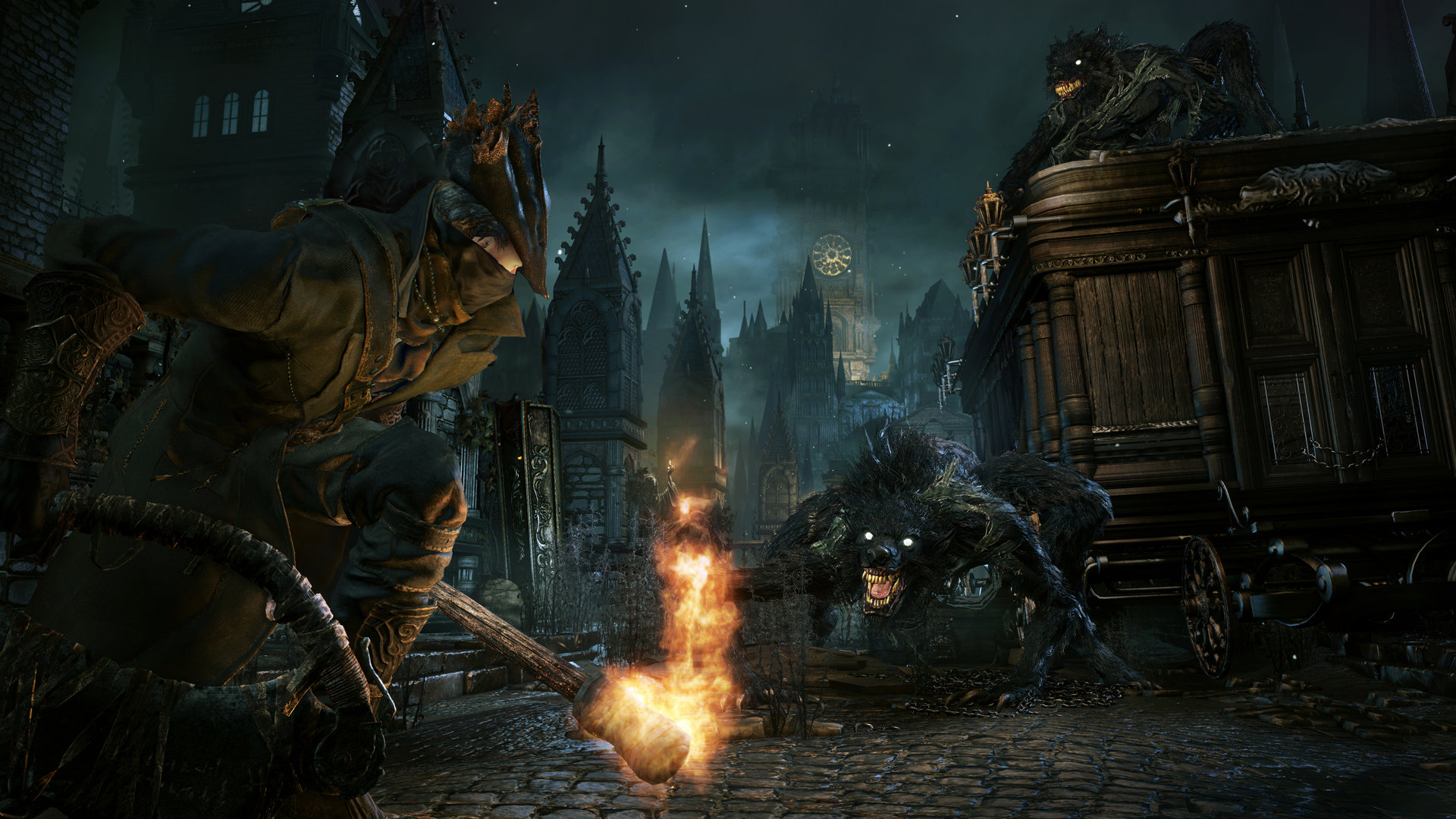 Bloodborne is getting an expansion via DLC