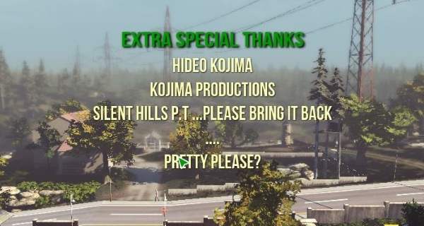 Hideo Kojima added to credits of Goat Simulator