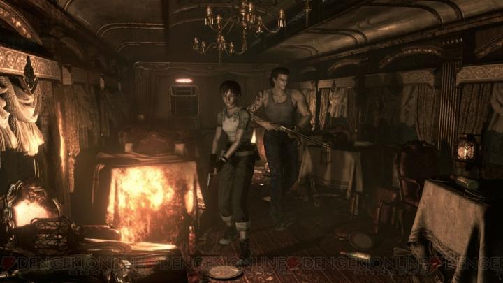 Resident Evil Zero HD Remaster confirmed