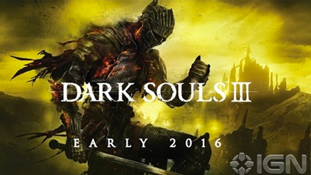 Looks like Dark Souls III is a real thing
