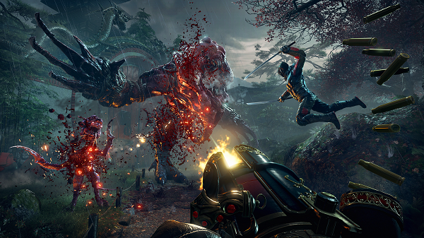 E3 2015: Shadow Warrior 2 is doing what DOOM Don't