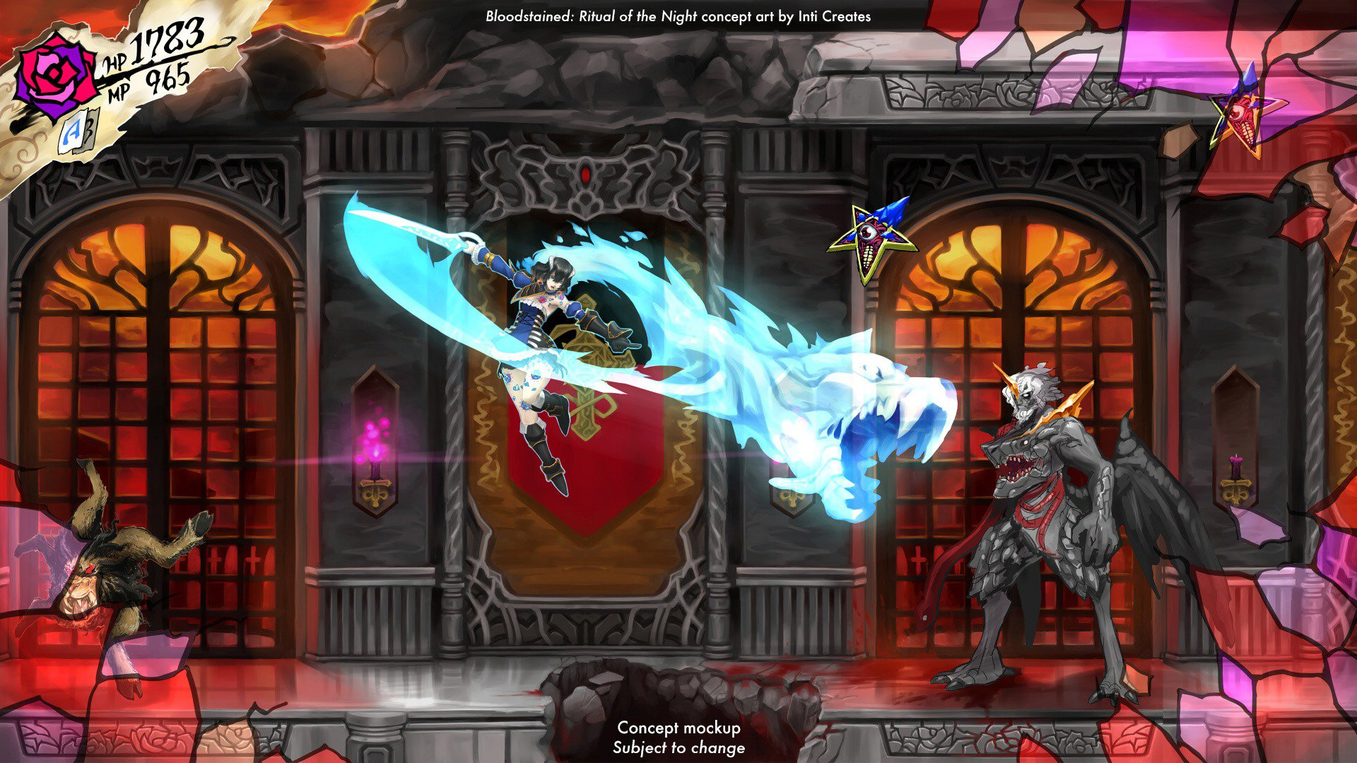 Bloodstained: Ritual of the Night coming to PlayStation Vita