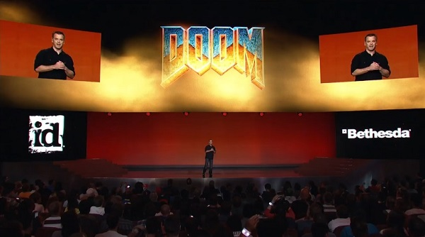 E3 2015: Here's your first real look at the new DOOM; Spring 2016 release