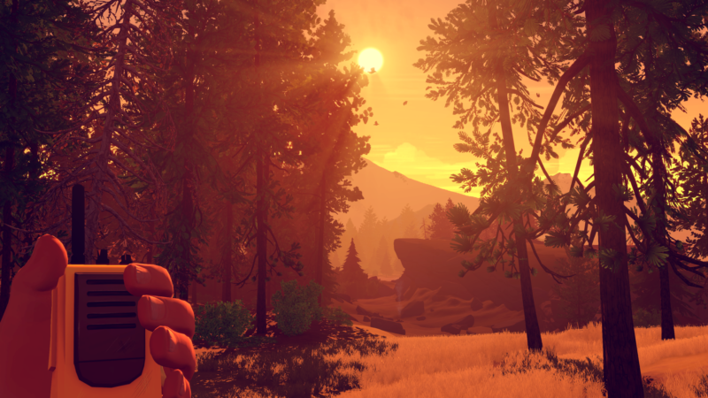 E3 2015: Firewatch will make its console debut on PlayStation 4