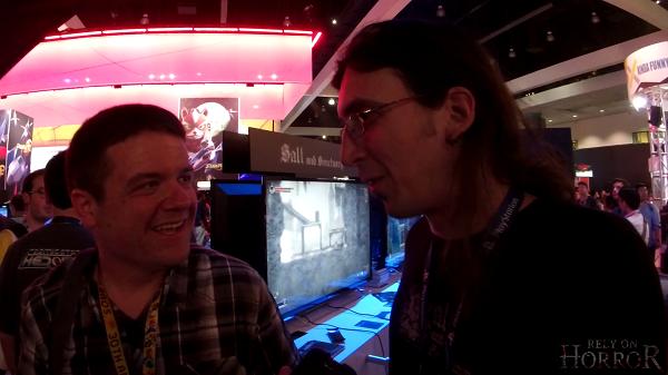 E3 2015: Salt and Sanctuary Interview w/ James Silva