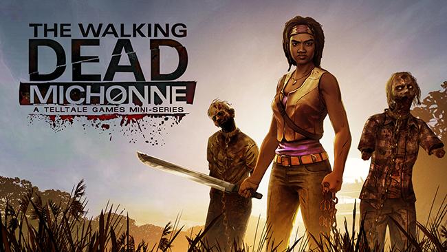 E3 2015: The Walking Dead: Michonne announced by Telltale Games