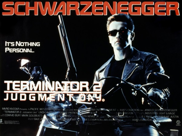 Rely'll Be Back: Part 2 (Terminator 2: Judgement Day)