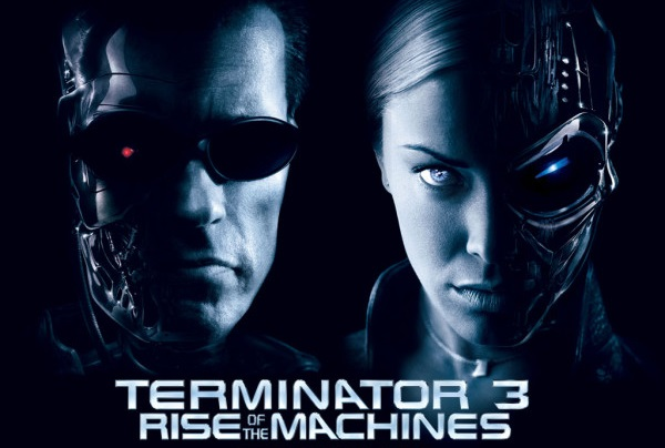 Rely'll Be Back: Part III (Terminator 3: Rise of the Machines)