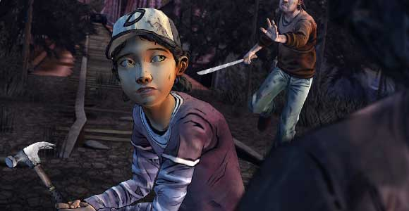 Telltale's new The Walking Dead content will be revealed at E3