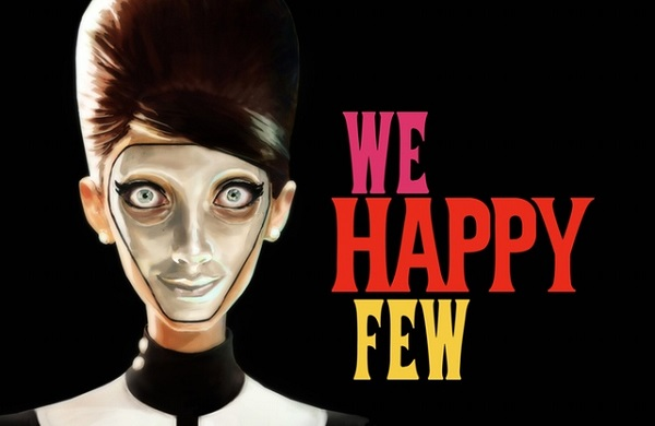 We Happy Few is an unsettling game where mania rules