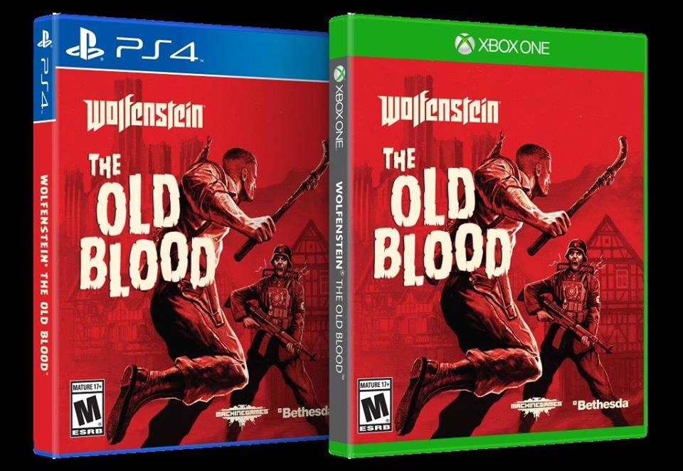 Release date revealed for physical copy of Wolfenstein: The Old Blood