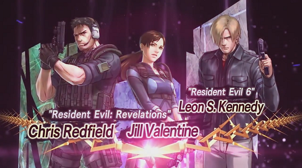 Resident Evil And Devil May Cry In Project X Zone 2 Rely On Horror