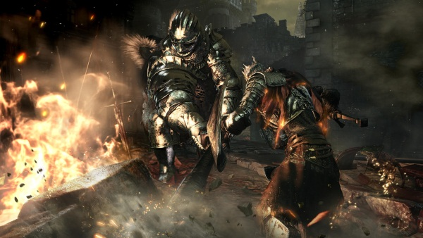 Souls combat to evolve in Dark Souls 3