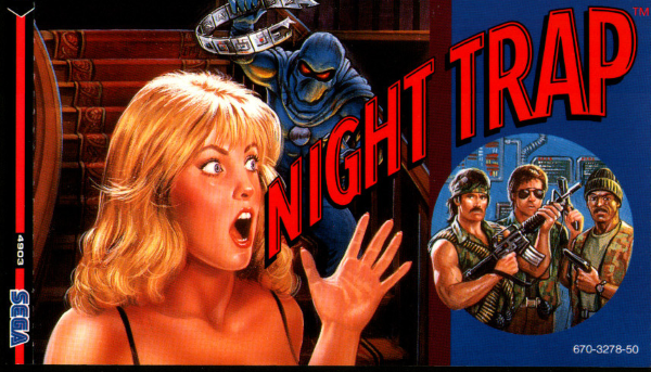 Night Trap to soon become a browser game