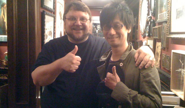 Kojima and Del Toro still want to work together