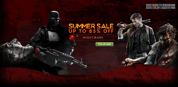 GMG Summer Sale continues with Nightmare Day