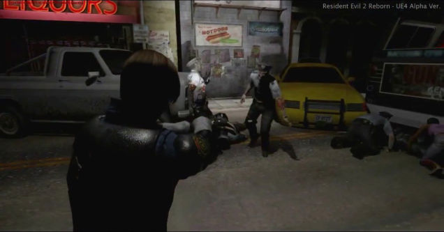 Resident Evil 2 gets reborn with Unreal Engine 4 in this fan remake