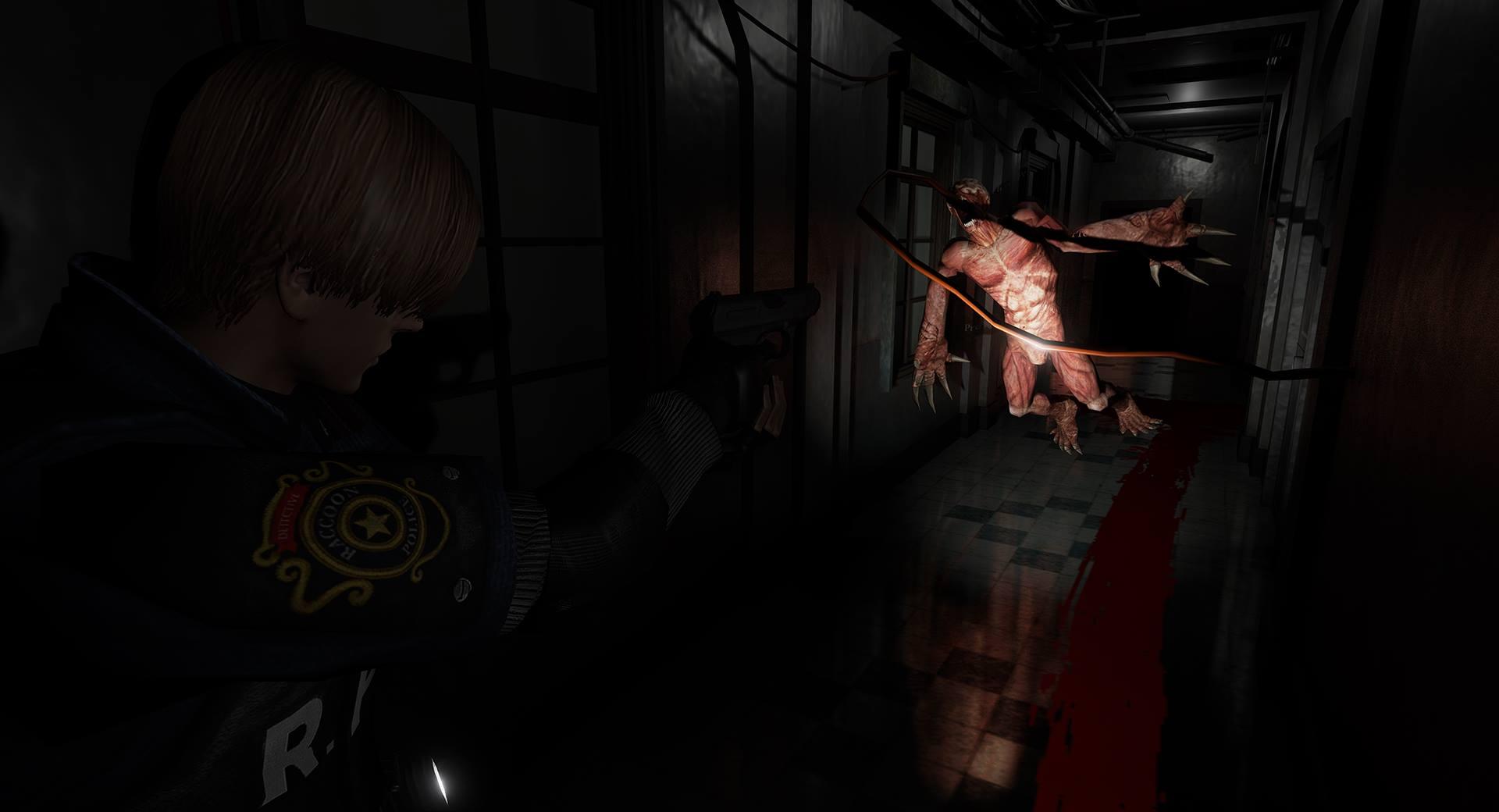 Resident Evil 2 Reborn Recalled