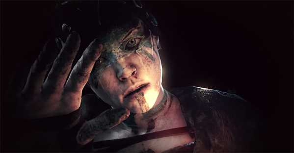 More Bits of Hellblade's Gameplay Surface