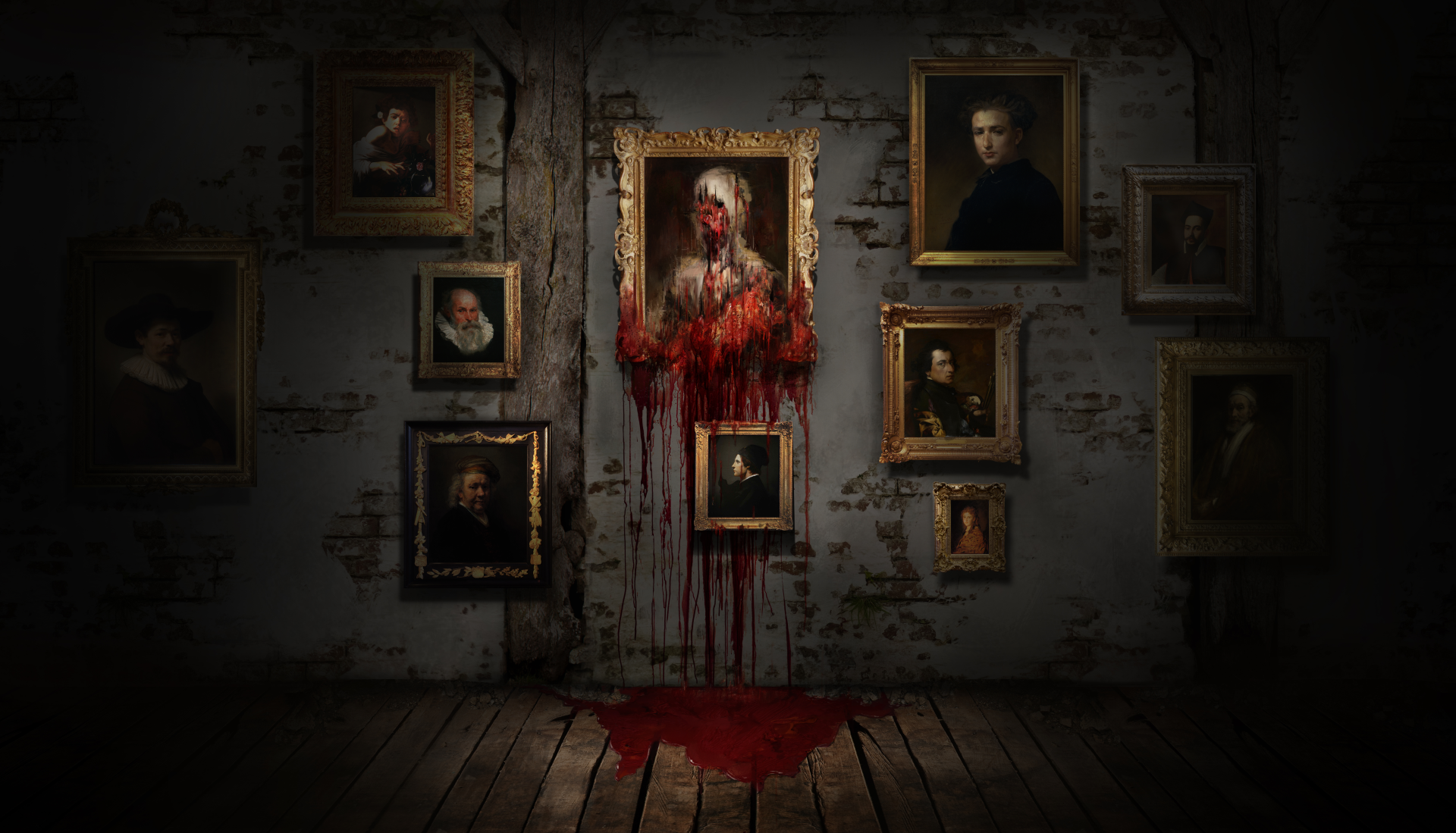 Layers of Fear Keeps Trailers Coming