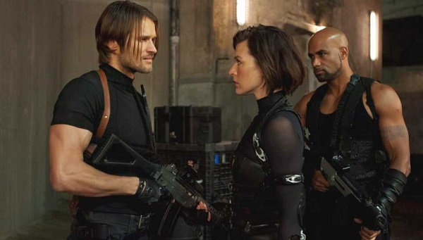 Johann Urb and Aryana Engineer duck out of Resident Evil: The Final Chapter