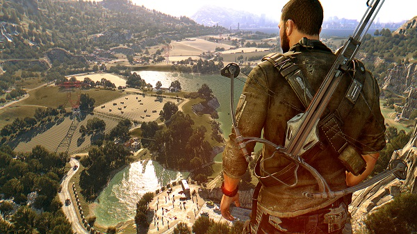 Techland shows off 15 minutes of Dying Light: The Following