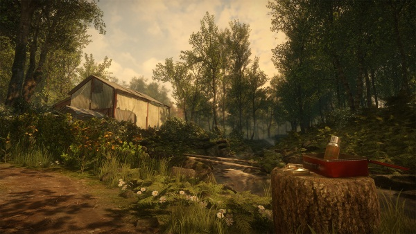 Everybody's Gone to the Rapture gets a launch trailer