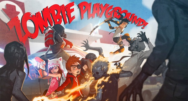 Early Access Preview: Zombie Playground