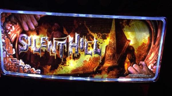 New Silent Hill Pachinko machine revealed by Konami